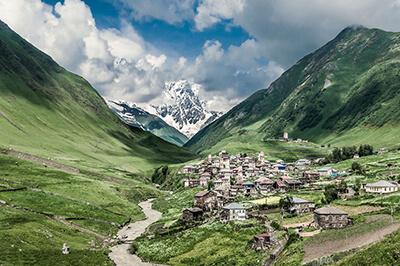 גאורגיה הרים